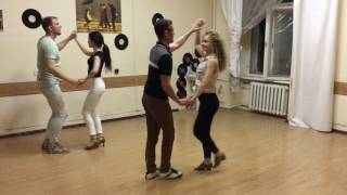 Salsa Ła Mamasita synchro