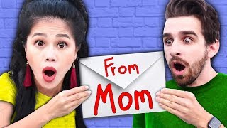 DANIEL SECRETS REVEAL! Spending 24 Hours Solving Clues about Mom Relatable Moments School Hacks