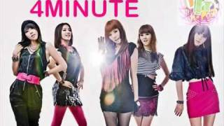 [MP3] 4Minute -*Won t Give You*- [sub español][GKPOP]