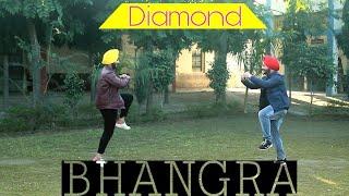 Diamond (Bhangra Cover)   Gurnam Bhullar   Bhangra with Manjinder