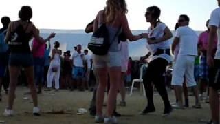 desfase en guetta creamfields 2010