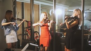 Electric Ladies - Despacito (Violin Cover) || Radiocentras