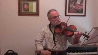 BAILA MORENA.  Julio Iglesias.  Joaquín al violín y saxo.