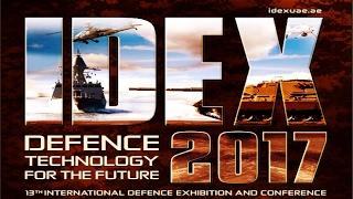 IDEX 2017 TURKISH ARMY WEAPONS - International Defence Exhibition Abu Dhabi