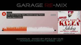 Kala tikka ft Pammy Saini || Garage remix || Mandolin vst based || Spyder  Black & 2fOLK