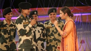 Jai Jawan: What Alia Bhatt learnt from the BSF