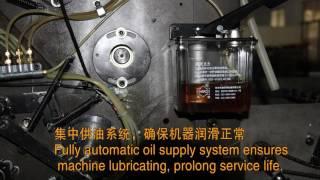 Double sides offset press machine