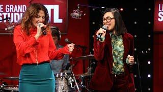 Brigitte - Palladium (LIVE) - Le Grand Studio RTL