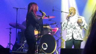 Peabo Bryson - A whole new world @stockportplaza