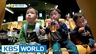 Twins' House - Having fun at the theater [The Return of Superman / 2016.10.30]