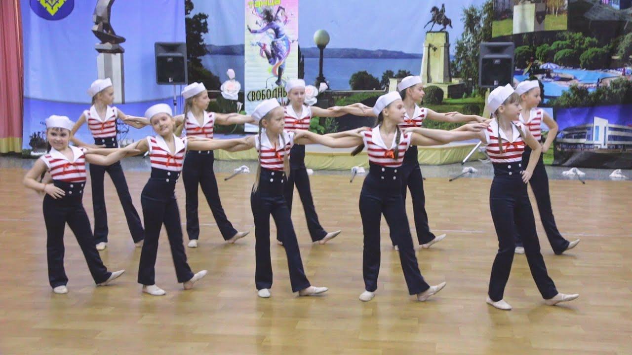 Детский образцовый коллектив «Дуэт» на Открытом фестивале современного танца «Свободный полет»