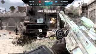 SoaR Ruler - #FaZe5 Live comm. w/ sick ending