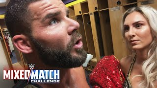 SmackDown Women's Champion Charlotte Flair attempts to wear Bobby Roode's robe to the ring