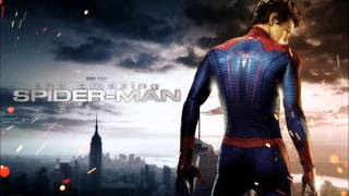 12 - Rooftop Kiss - James Horner - The Amazing Spider Man