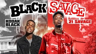 Kodak Black - There He Go [Remix] (Feat. Dre$) (Black Savage)