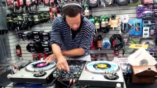 J-Zone All 45 DJ Set @ Rock & Soul_Record Store Day (4-18-15) Pt. 6