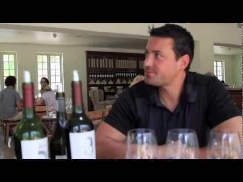 Wine Tasting in Stellenbosch, South Africa – spinning around the world