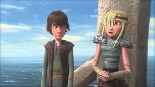 HTTYD / James Arthur --- Impossible (Music Video AMV HD)
