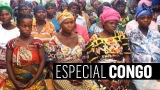 Congo: Os filhos do estupro