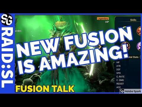 RAID SHADOW LEGENDS | NEW FUSION HARVEST JACK | I WANT HIM!