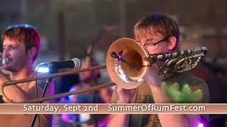 Summer of Rum 2017 ft  Shaggy