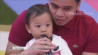 PAGI PAGI PASTI HAPPY - Uya: Klo Mau Ketemu Pak Jokowidodo, Mau Apa ? (25/4/18) Part 5