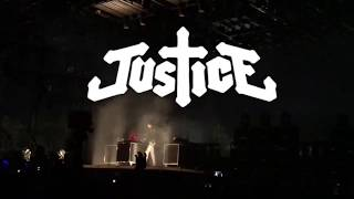 Justice live coachella 2017 DVD Fan: Safe and sound (multi camera)