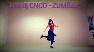 Hey Dj - CNCO - Official Choreo -easy Zumba choreo -marina Italy