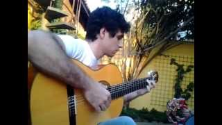 The Last of the Mohicans Theme - Fingerstyle Guitar (Marcos Kaiser) #1