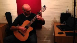 Madonna - Crazy For You - Fingerstyle Guitar