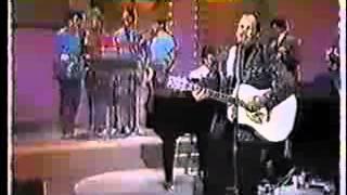 Slim Whitman Singing Una Paloma Blanca Live