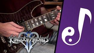 Kingdom Hearts II - Sanctuary Rock Cover - AJ DiSpirito