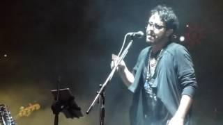 Lisandro Aristimuño @ Una Flor - 1/04/17 - Lollapalooza Argentina 2017