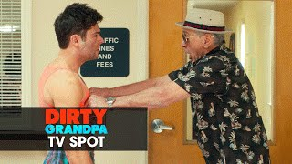 "Dirty Grandpa (2016 Movie - Zac Efron, Robert De Niro) Official TV Spot – ""Outrageous"""