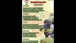 Hino das Operações Especiais Portuguesas (Rangers)