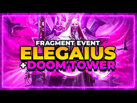 Elegaius Event | DOOM TOWER | Community Update | RAID Shadow Legends