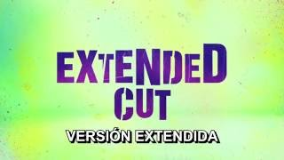 Suicide Squad Extended Cut ¡Muy pronto!