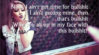 Honey Cocaine feat. Tyga-Bullshit