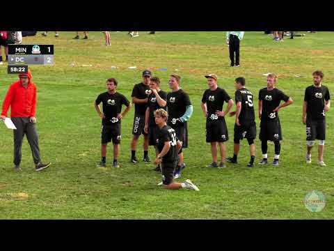 Video Thumbnail: 2019 Pro Championships, Men's Quarterfinal: Washington D.C. Truck Stop vs. Minneapolis Sub Zero