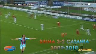 [HD] I 10 gol più belli di Jorge Martinez al Catania
