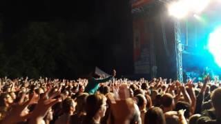 Divokej Bill - Tsunami LIVE (13.8.2016, Veveří - Hrady.cz)