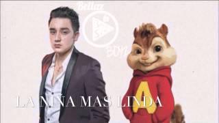 La Niña Mas Linda (Chipmunk Style) - Kevin Ortiz