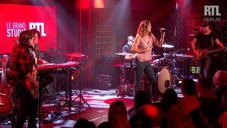 Zazie - Des Rails (Live) - Le Grand Studio RTL