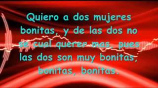 ►01 Banda MS Dos Mujeres Letra Video HD [Mi Razon De Ser 2012] Estudio
