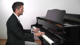 Comptine d´un autre été - Die Fabelhafte Welt der Amelie Piano cover by Alex C.