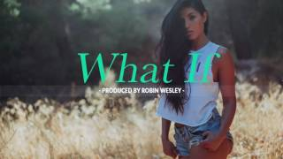 "Smooth R&B Instrumental Beat Guitar x ""What If"" (New R&B Beats 2017)"