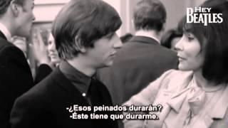 The Beatles - Cómo encuentras América? (A Hard Day's Night)