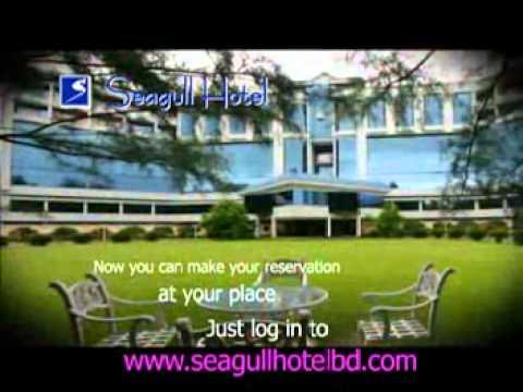 Seagull Hotel Cox's Bazar, Bangladesh.mpg