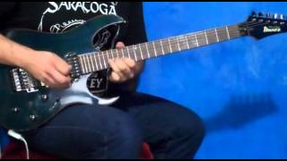 Michael Angelo Batio No Boundaries (Cover)