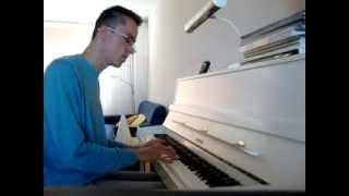 Christina Perri - Burning Gold - Piano Cover